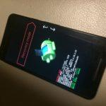 Nexus5x フリーズ。そして、再起不能。。。