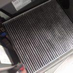 NV350キャラバンのエアコンフィルター